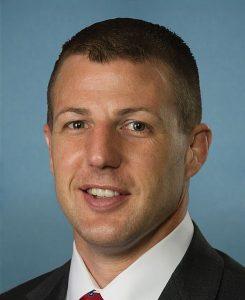 Markwayne Mullin, House Representative from Oklahoma
