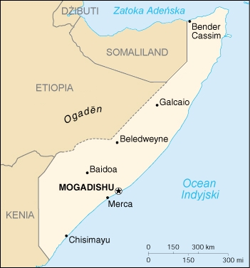 Somalia/CIA