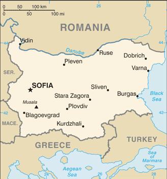 Bulgaria/CIA