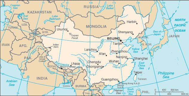 China /CIA