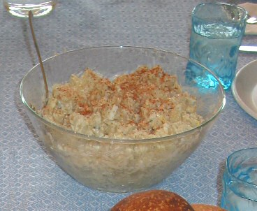 Homemade potato salad Image/ Alcinoe
