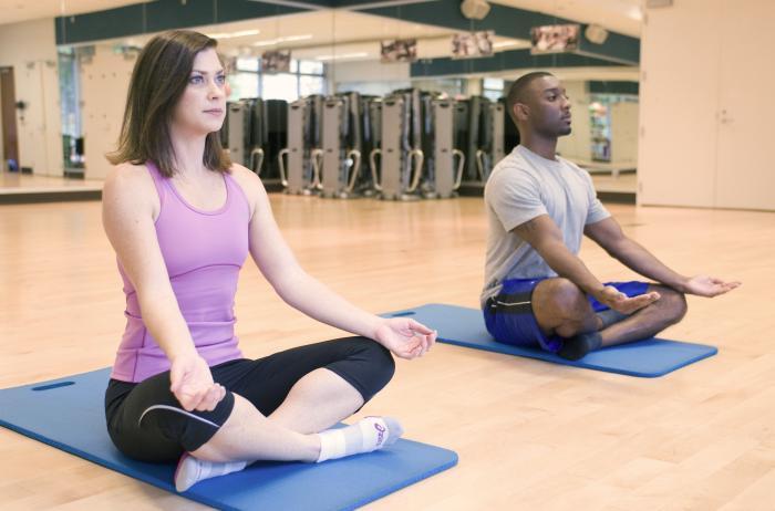Yoga Image/CDC