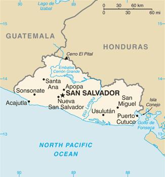 El Salvador/CIA