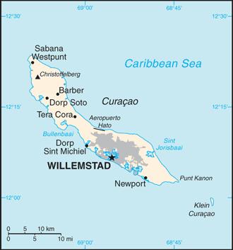 Curacao/CIA