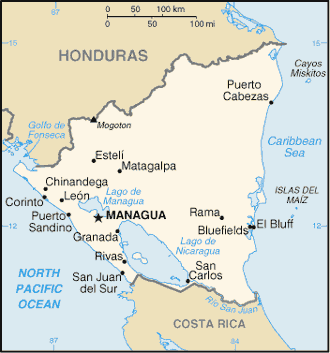 Nicaragua/CIA