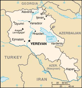 Armenia/ CIA