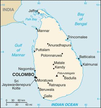 Sri Lanka/CIA