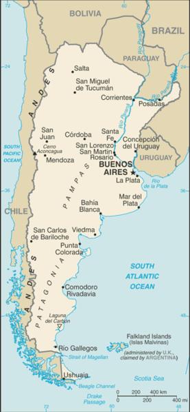 Argentina/CIA