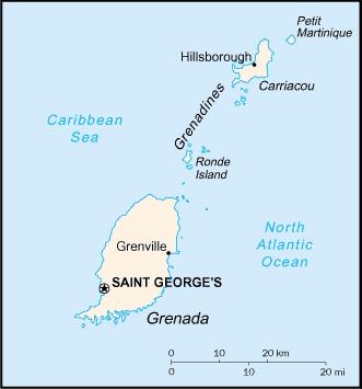 Grenada/CIA