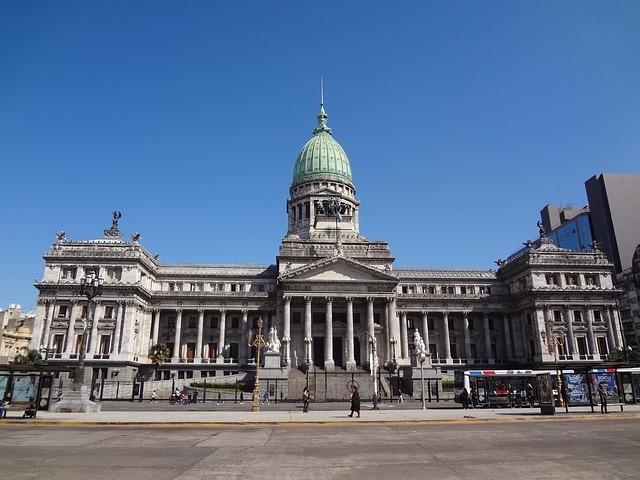 Buenos Aires-Argentine National Congress Image/alexandria