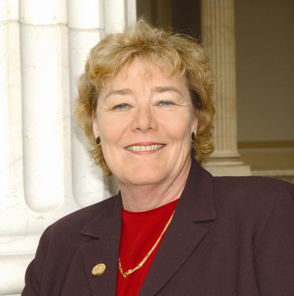 Congresswoman Zoe Lofgren Image/US Congress