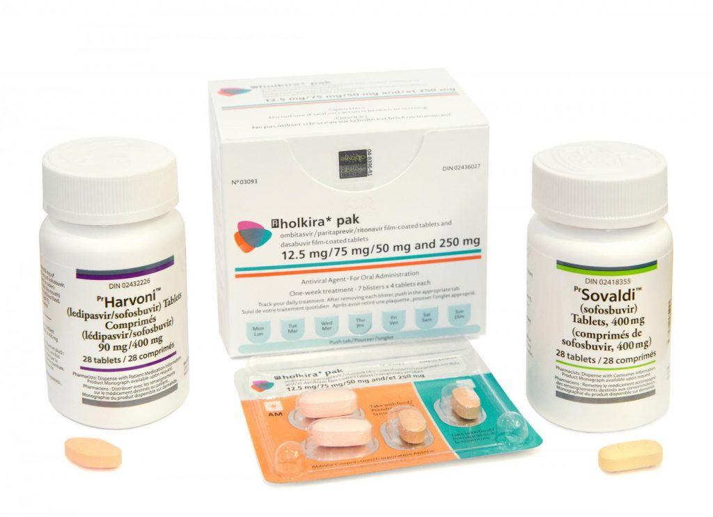 More than 85% of Canadian provinces and territories restrict access to new direct-acting antivirals (DAA) for the treatment of the hepatitis C. Image/Chum