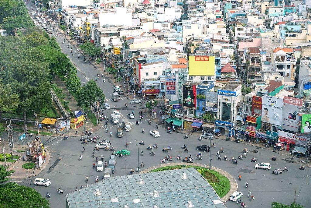 Ho Chi Minh City Image/Daderot