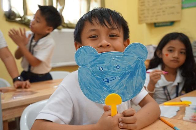 Philippines schoolkids Image/eunsookim7