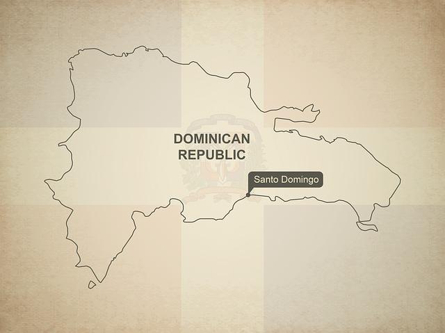 Dominican Republic Image/onestopmap
