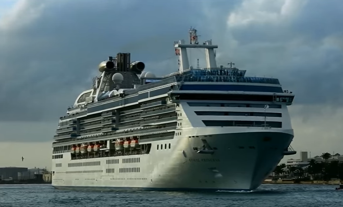 Coral princess Image/Video Screen Shot