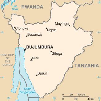 Burundi/CIA