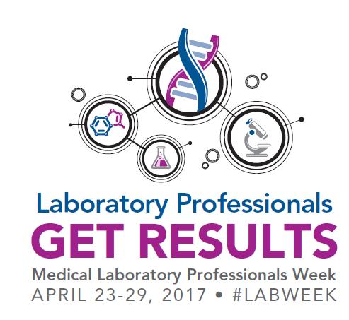 Medical Laboratory Professionals Week 2017