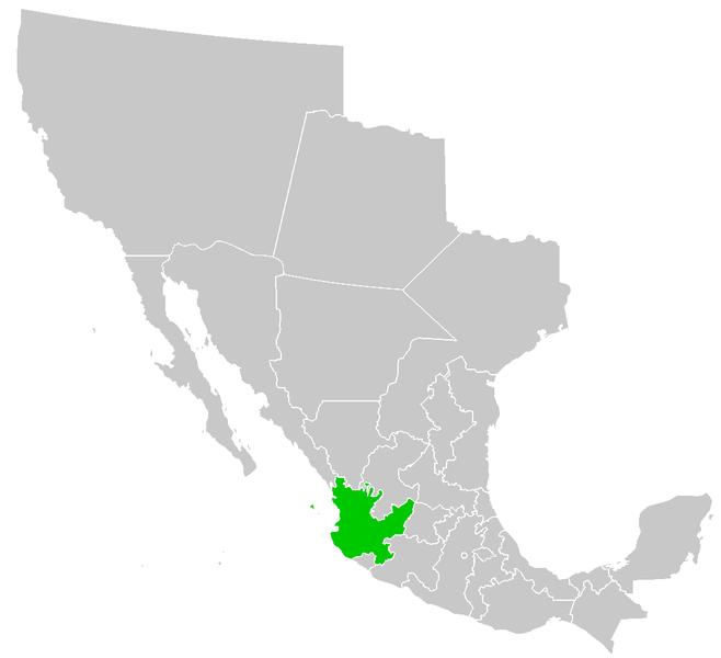 Jalisco, Mexico Public domain image/ Metamario