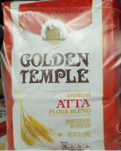 Golden Temple flour