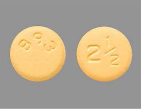 Eliquis 2.5/FDA
