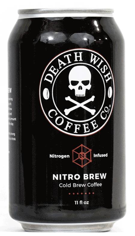 Death Wish Nitro Cold Brew Image/FDA