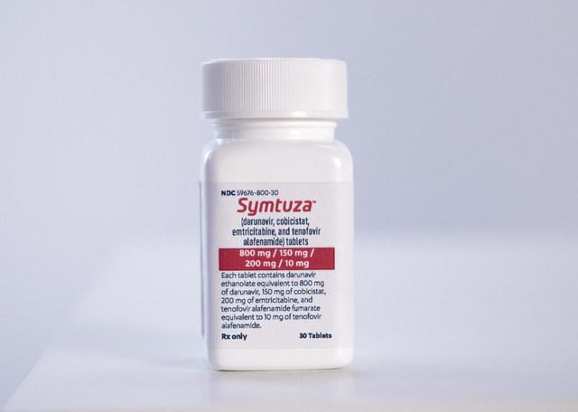 SYMTUZA (PRNewsfoto/Janssen Pharmaceutical Companie)