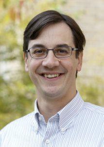 Matthew Butler, Ph.D. Image/Oregon Health & Science University/Kristyna Wentz-Graff
