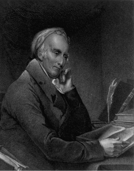 Engraving by James Barton Longacre (1794–1869), from painting by Thomas Sully (1783–1872).