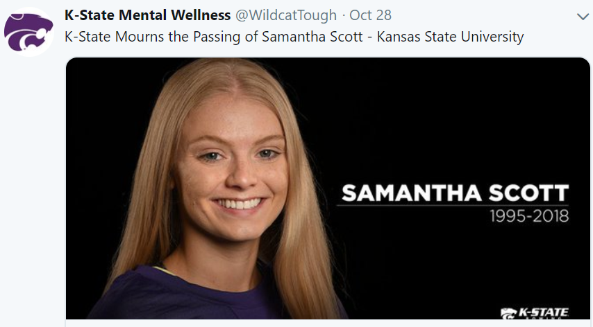 Samantha Scott/K-State Twitter