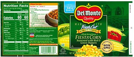 Del Monte corn