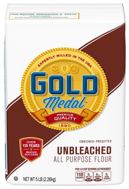 Gold Medal flour