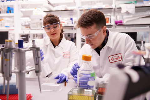 Takeda's Dengue Vaccine Candidate Meets Primary Endpoint in Pivotal Phase 3 Efficacy Trial (Photo: David Parnes Photography)