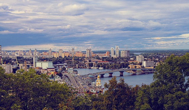 Kiev, Ukraine Image/Katatonia via pixabay